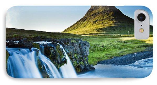 Kirkjufell Mountain IPhone Case