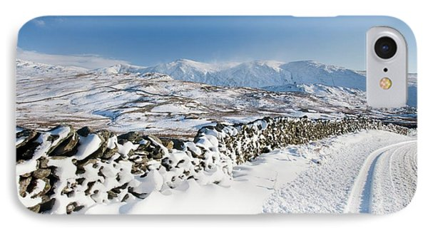 Kirkstone Pass IPhone Case by Ashley Cooper