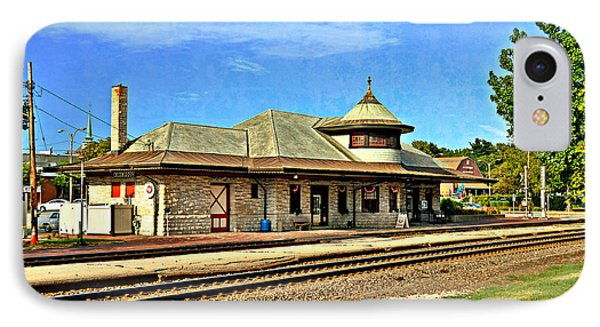 Kirkwood Station Phone Case by Marty Koch