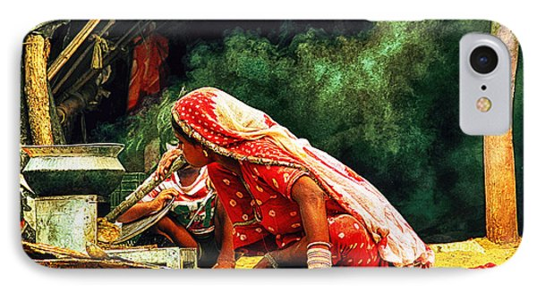 Kitchens Of India IPhone Case