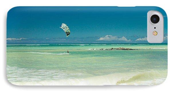 Kite Beach Kanaha Maui Hawaii IPhone Case by Sharon Mau