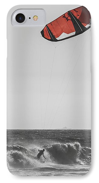 Kite Dont Fail Me Now IPhone Case