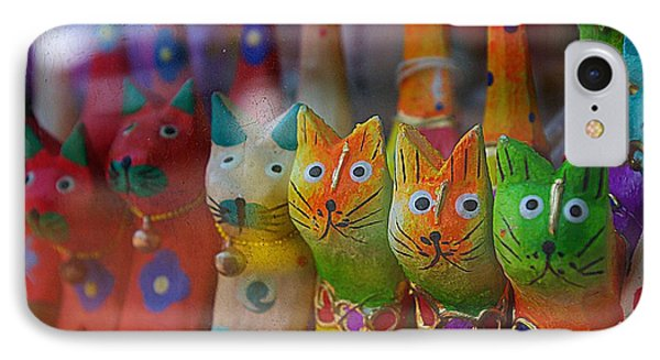IPhone Case featuring the photograph Kitty Kitty  by John S