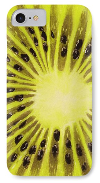 Kiwi IPhone Case by Anastasiya Malakhova