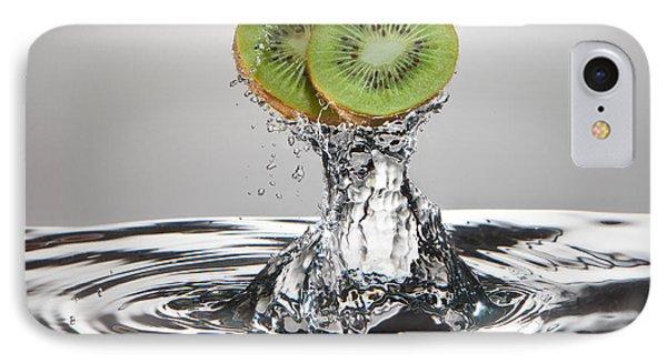 Kiwi Freshsplash IPhone 7 Case by Steve Gadomski