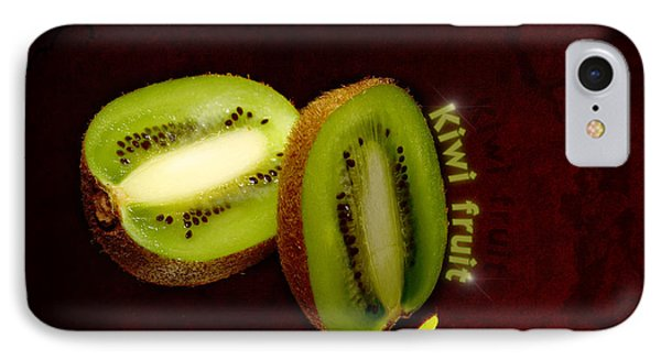 Kiwi Fruit Phone Case by Tommytechno Sweden