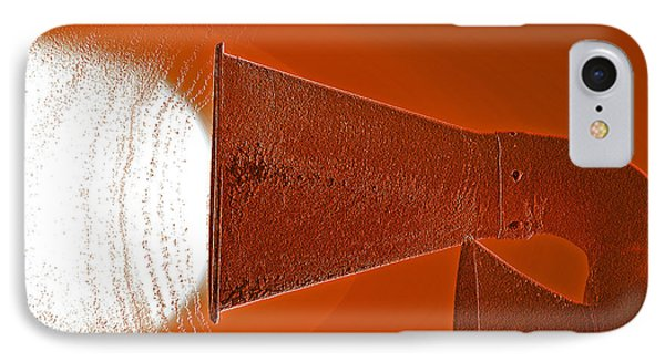 Klaxon Alert IPhone Case by First Star Art