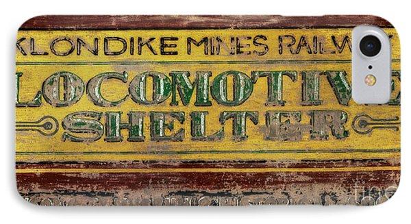 Klondike Mines Railway Phone Case by Priska Wettstein