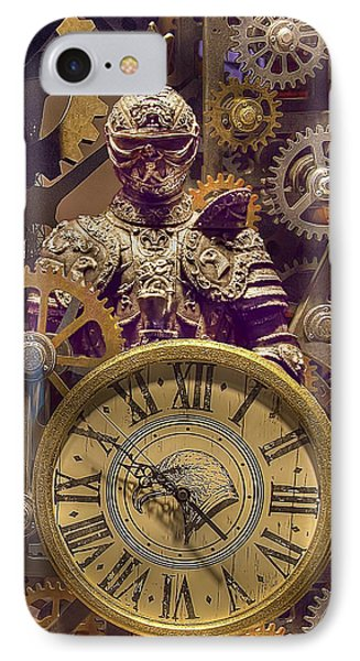 Knight Time - Chuck Staley IPhone Case by Chuck Staley