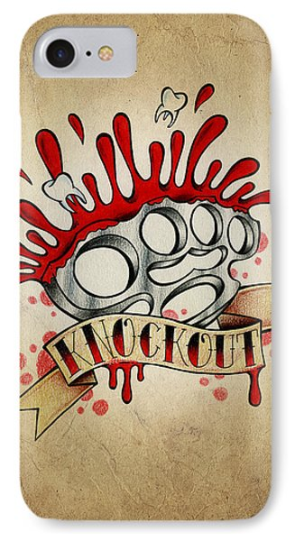 Knockout IPhone Case
