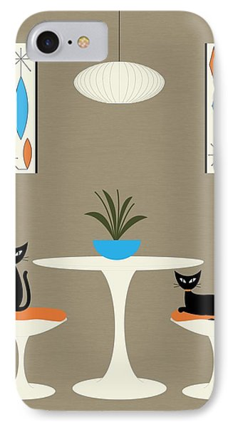 Knoll Table IPhone Case