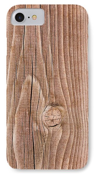 Knotty Wood - Featured 2 IPhone Case