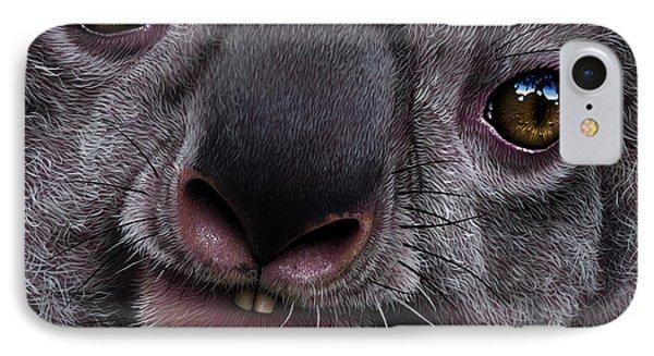 Koala Phone Case by Jurek Zamoyski