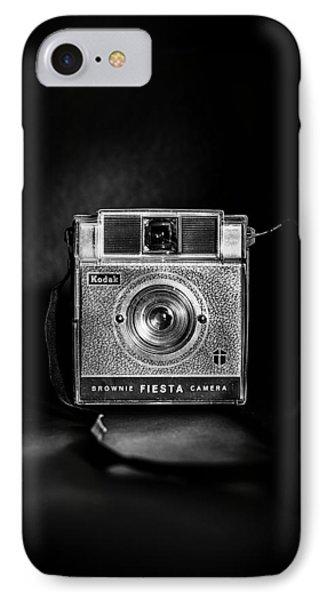 Kodak Brownie Fiesta IPhone Case by Jon Woodhams