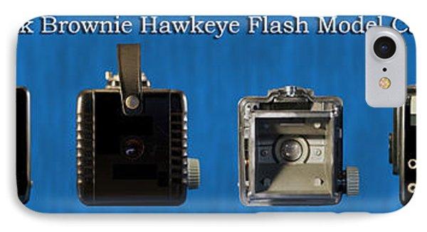 Kodak Brownie Hawkeye Camera Phone Case by Thomas Woolworth
