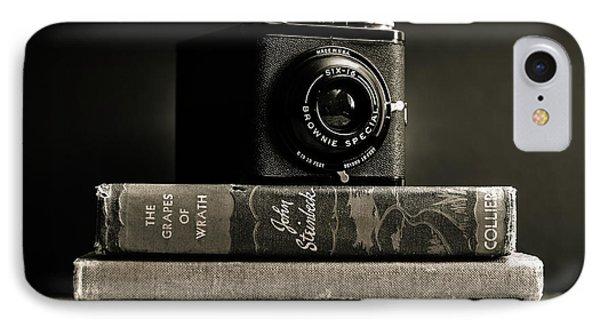 Kodak Brownie Special Six-16 IPhone Case by Jon Woodhams