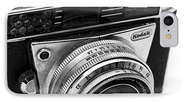 Kodak Retina Camera Phone Case by John Rizzuto