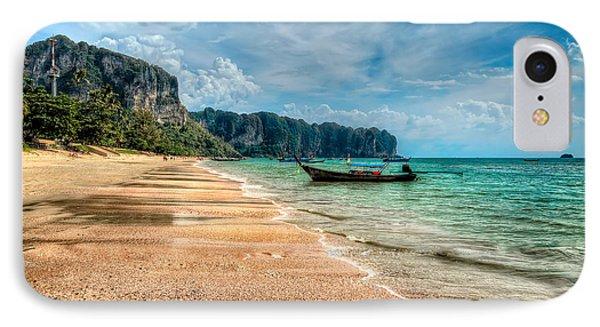 Koh Lanta Beach Phone Case by Adrian Evans