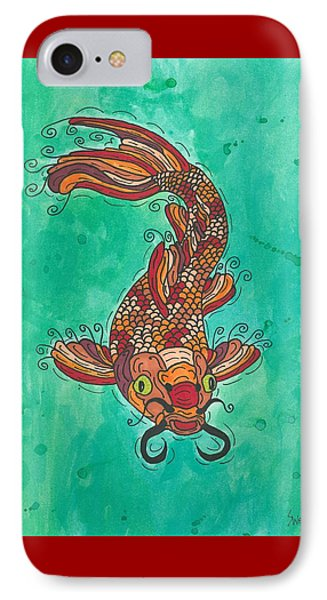Koi Fish IPhone Case
