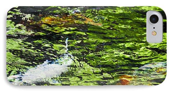 Koi Pond Phone Case by Christi Kraft