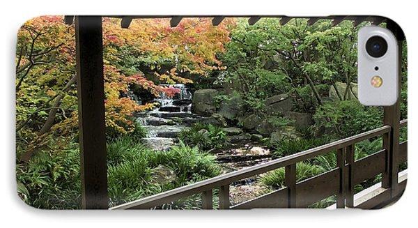 Kokoen Garden - Himeji City Japan Phone Case by Daniel Hagerman