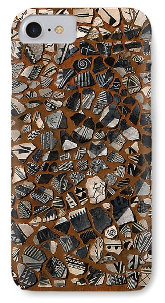 Kokopelli Phone Case by Jerry McElroy