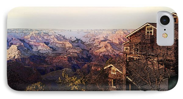 Kolb Brothers Studio - Grand Canyon National Park IPhone Case by David Blank
