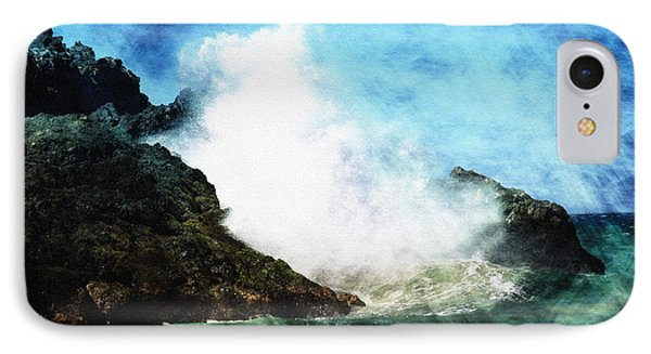 IPhone Case featuring the photograph Kona Sea by Athala Carole Bruckner