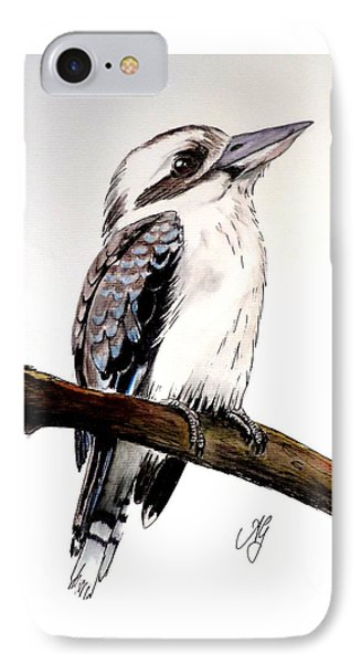 Kookaburra 5 IPhone Case