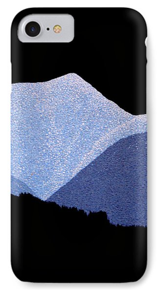 Kootenay Mountains IPhone Case by Janice Dunbar