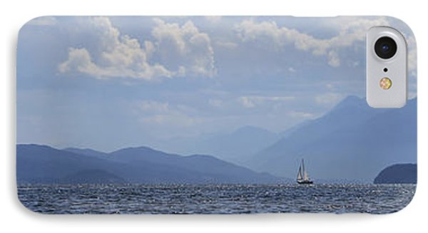 Kootenay Sail IPhone Case by Cathie Douglas