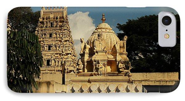 Kote Venkataramana Temple IPhone Case by Mini Arora