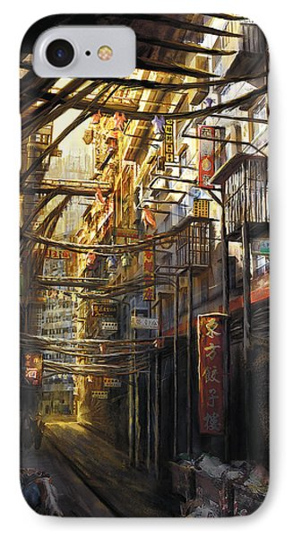 Kowloon Phone Case by Anthony Christou