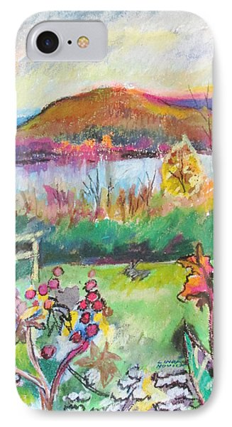 Kripalu View IPhone Case by Linda Novick