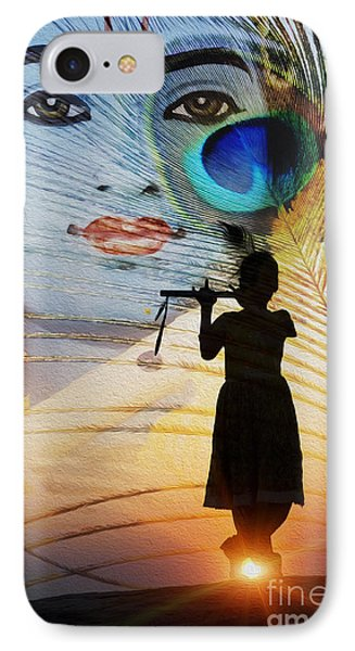 Krishna Jai IPhone Case