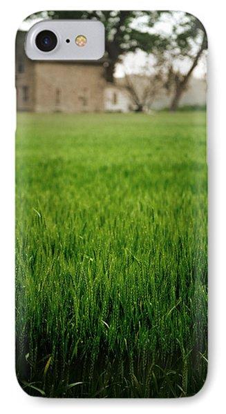 IPhone Case featuring the photograph Ks Farm by Brian Duram