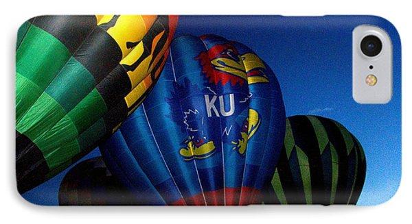 Ku Ballon IPhone Case