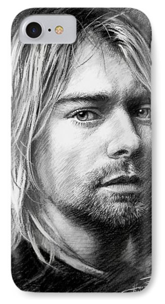 Kurt Cobain IPhone Case