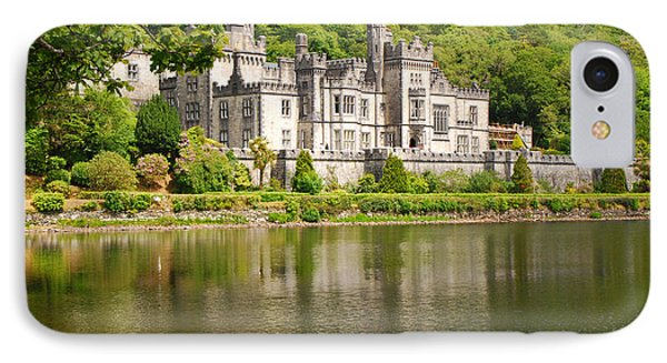 Kylemore Abbey 2 IPhone Case by Mary Carol Story