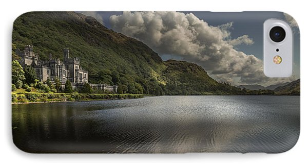 Kylemore Abbey--- Ireland IPhone Case by Tim Bryan