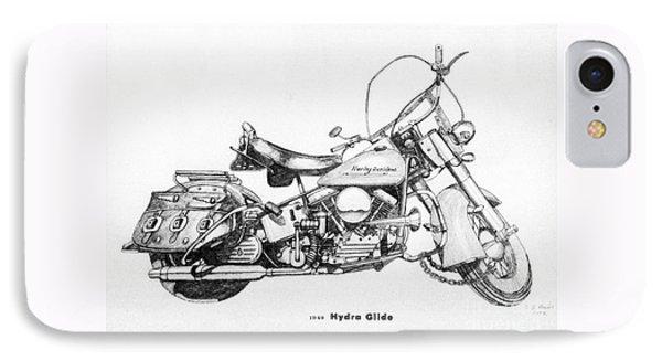 Hydra Glide IPhone Case
