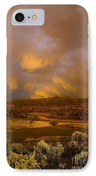 La Boca Rain Phone Case by Jerry McElroy