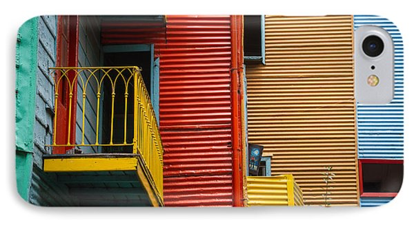 La Boca IPhone Case