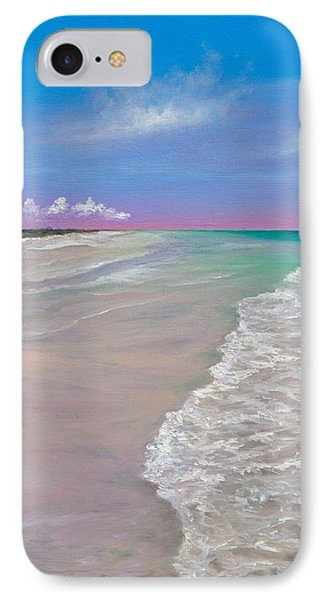 La Costa Phone Case by Eve  Wheeler
