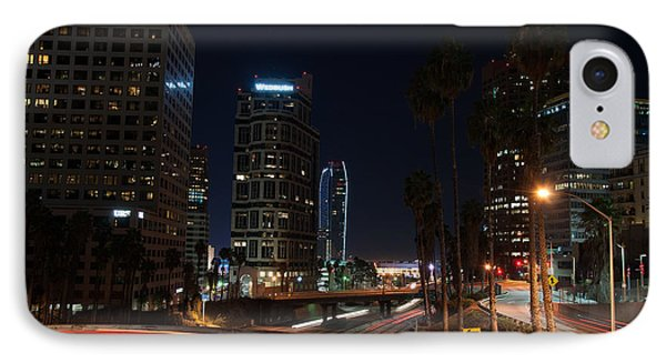 La Down Town 2 IPhone Case by Gandz Photography