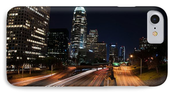 La Down Town Phone Case by Gandz Photography