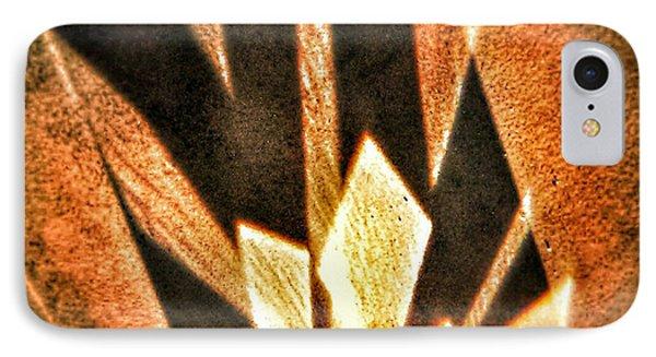 IPhone Case featuring the photograph La Flamme Qui Enflamme Sans Bruler by Steven Huszar