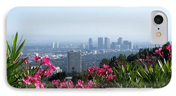 L.a. From Beverly Hills IPhone Case by Dany Lison