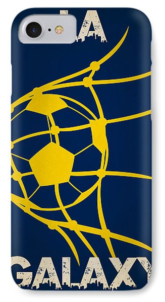 La Galaxy Goal IPhone Case by Joe Hamilton