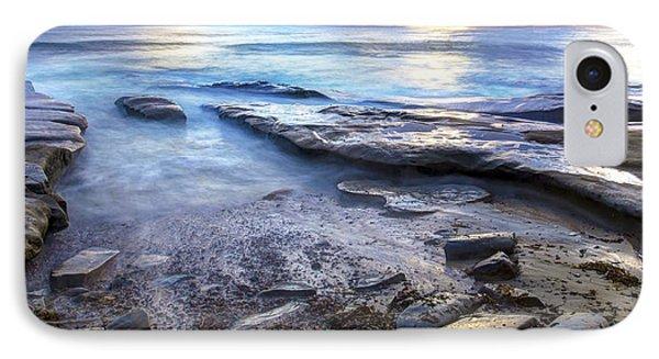 La Jolla Blue Water IPhone Case